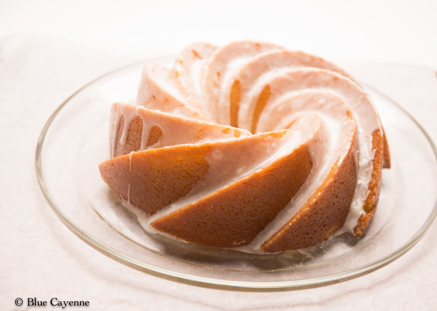 Lovely Lemon Bliss Bundt Cake