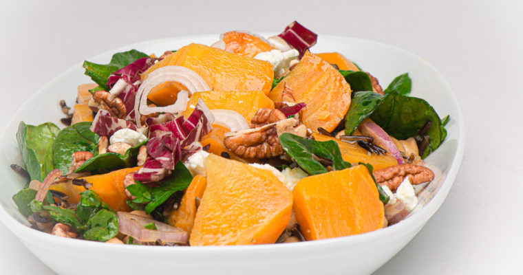 Looking for a Rainbow Right Now? Beet Salad