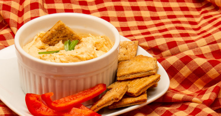 Party Like It's 1999! Cheddar and Scallion Dip